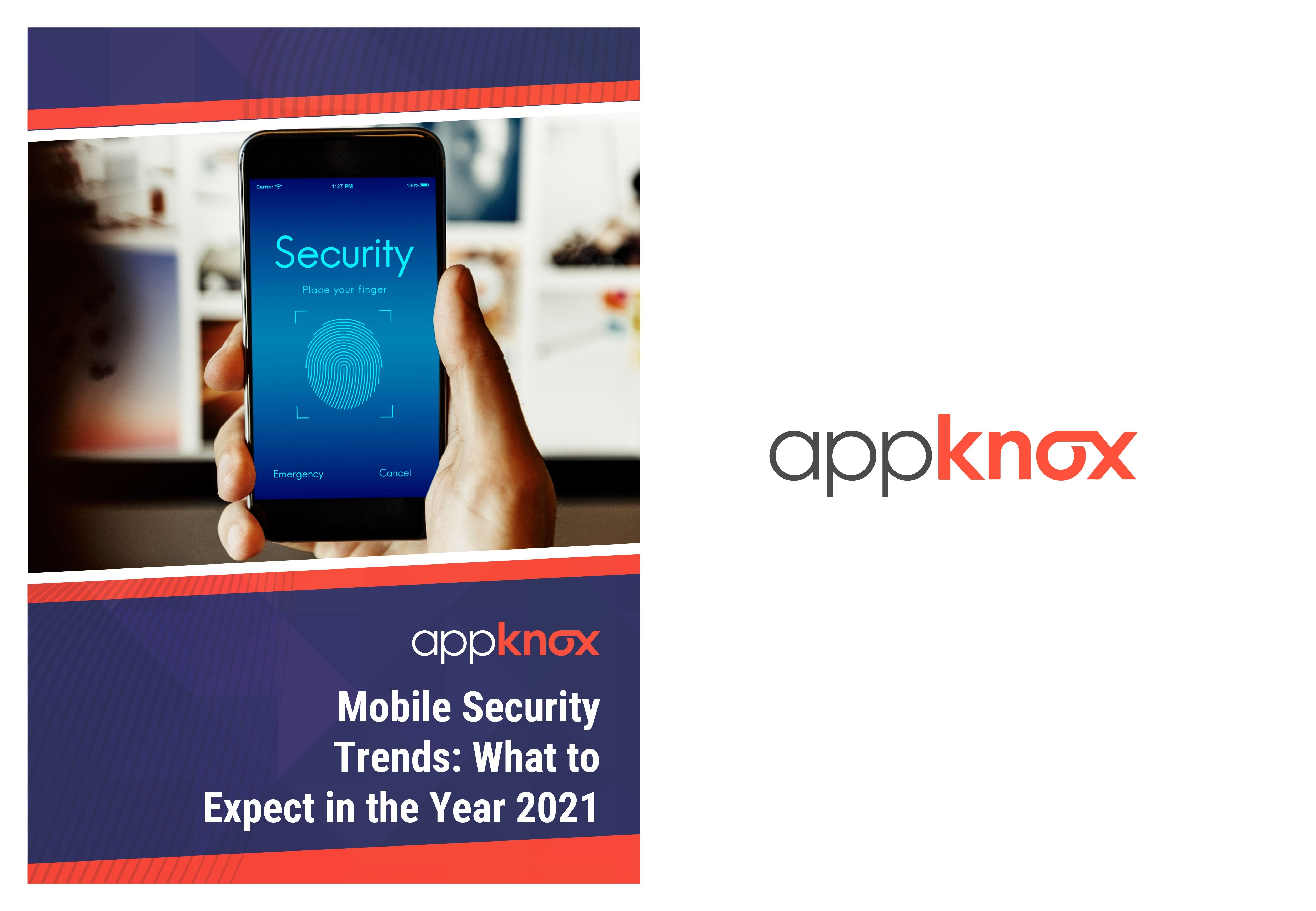 Mobile Security trends in 2021