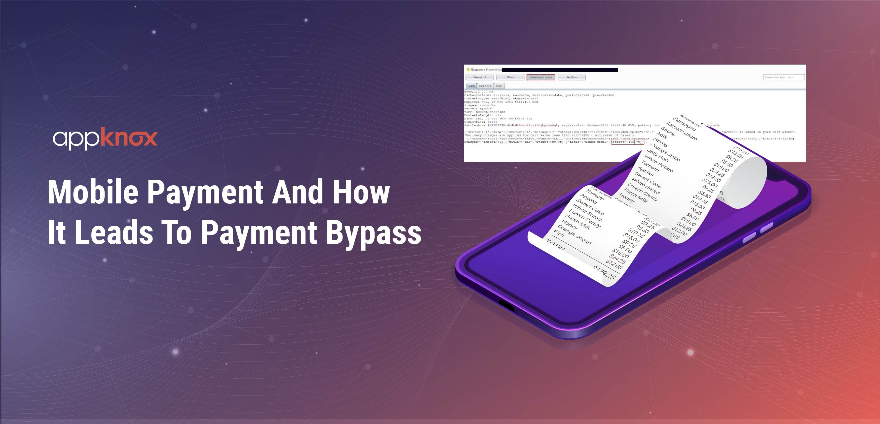 Mobile Payments and How it Leads to Payment Bypass