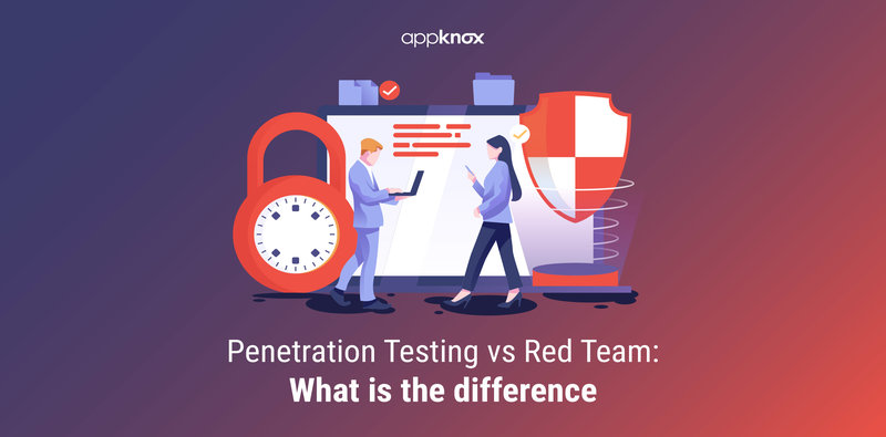 Penetration Testing vs Red Team