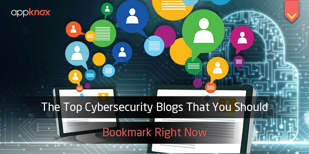 Top Cybersecurity Blogs to Follow in 2018 V1