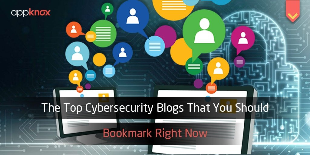 The Top Cybersecurity Blogs That You Should Bookmark Right Now