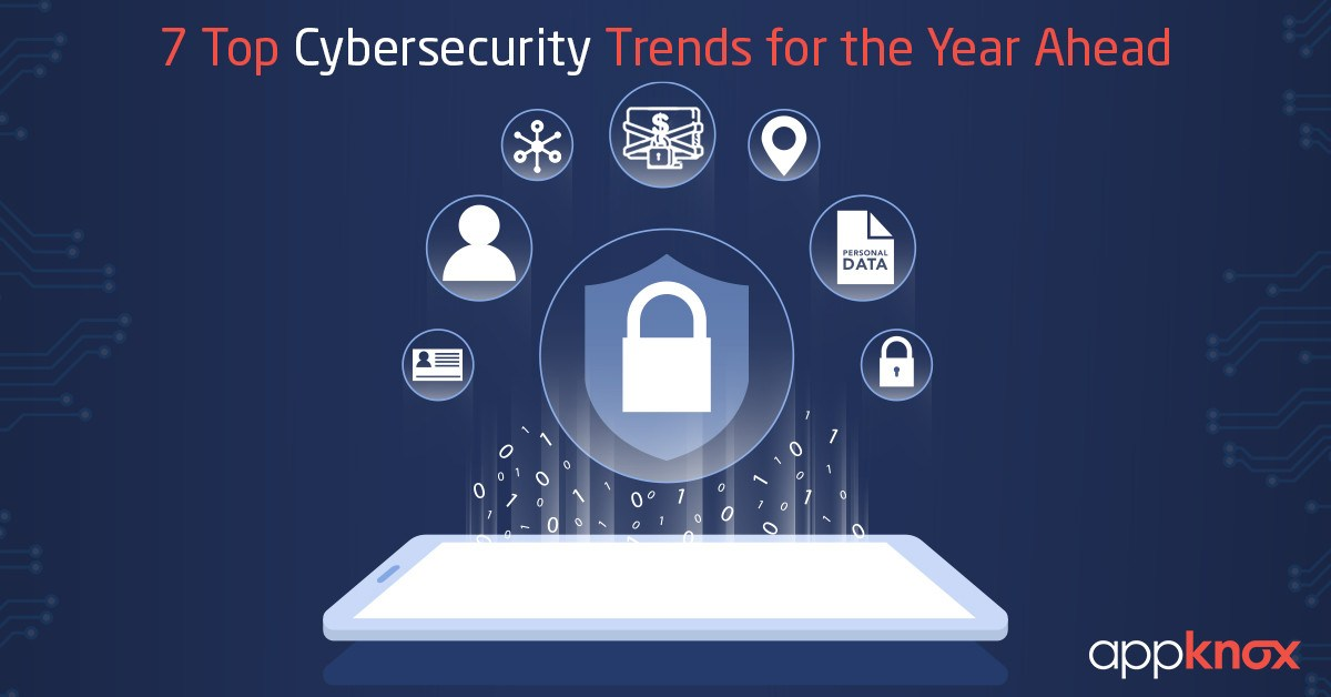 7 Top Cybersecurity Trends for the Year Ahead