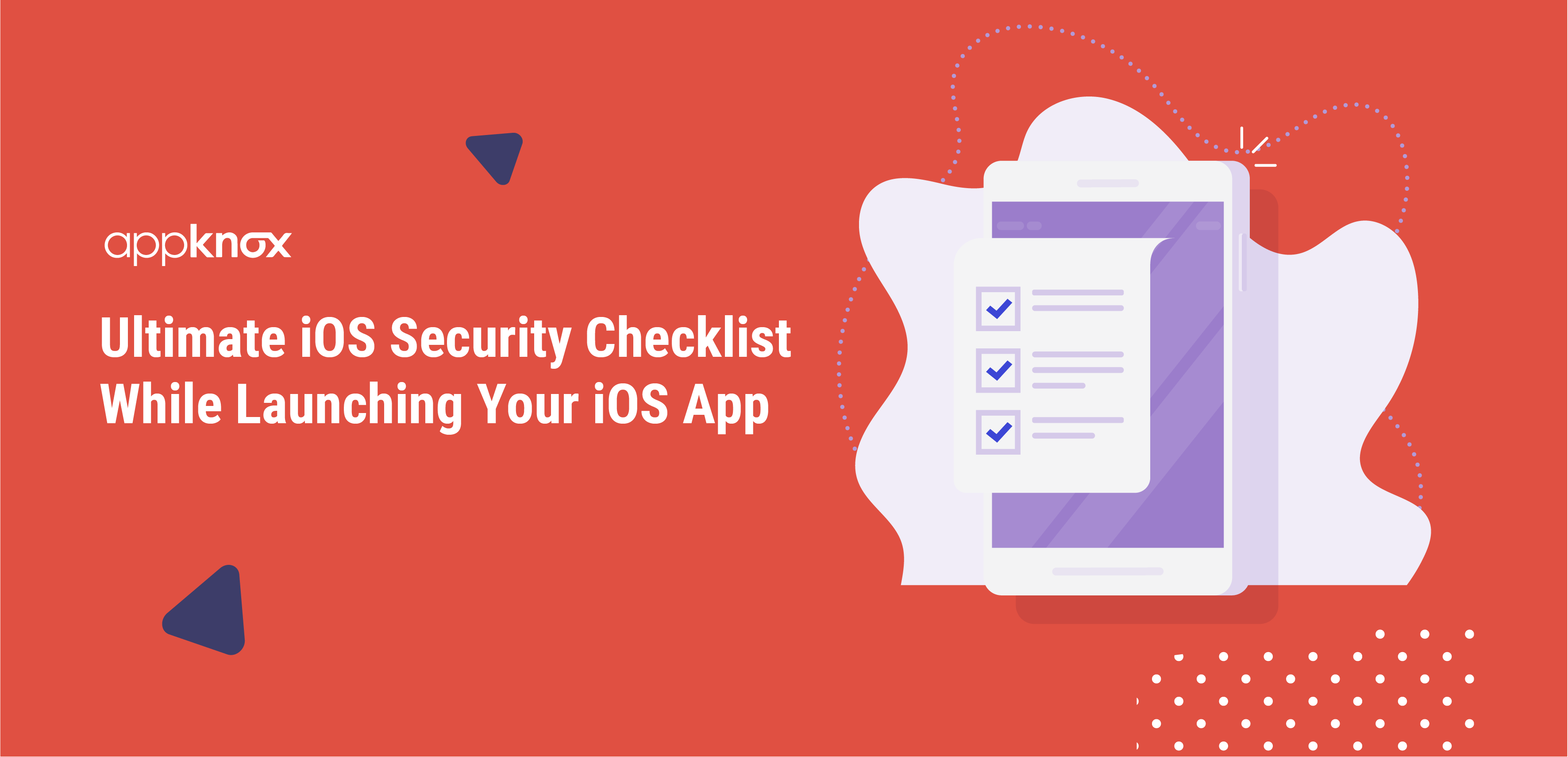 iOS Security Checklist While Launching Your iOS App