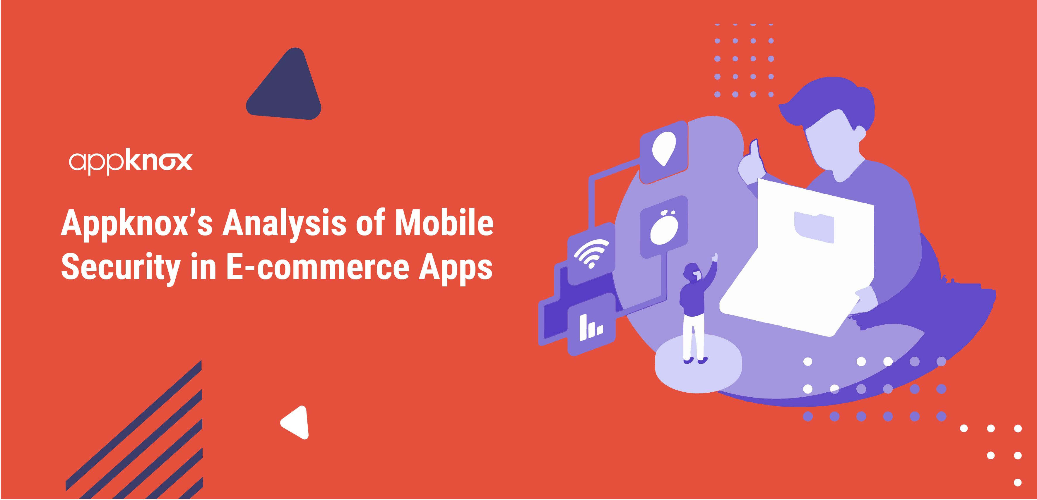 Global Analysis Of Mobile Security In E-commerce Apps